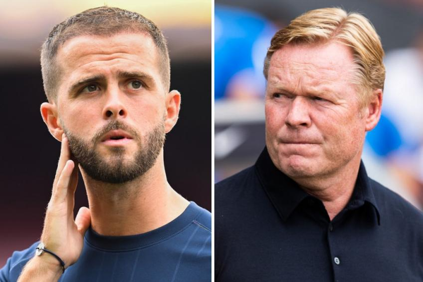 """Koeman after accusations by Pjanic: """"He is simply frustrated"""""""