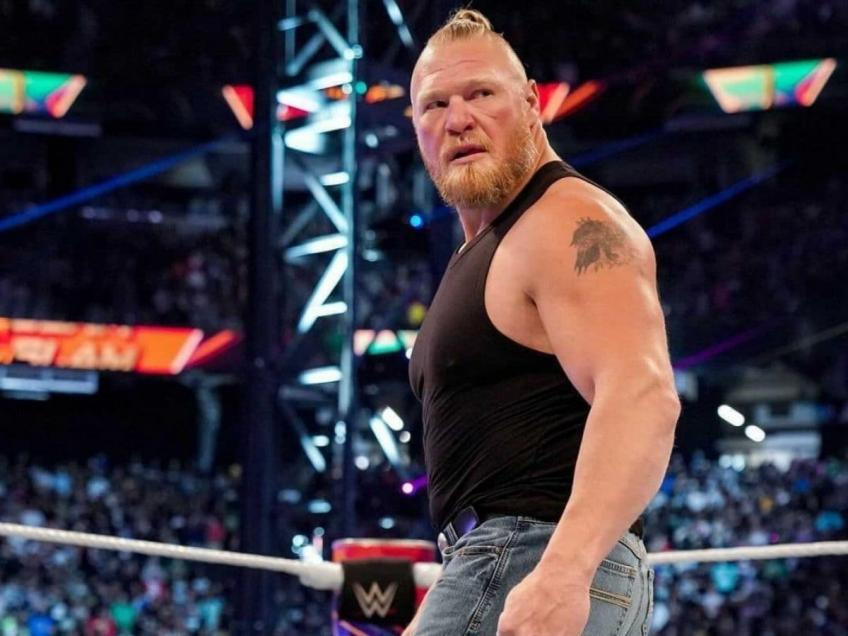 """Big E: """"Brock Lesnar has so much money that he is bored"""""""