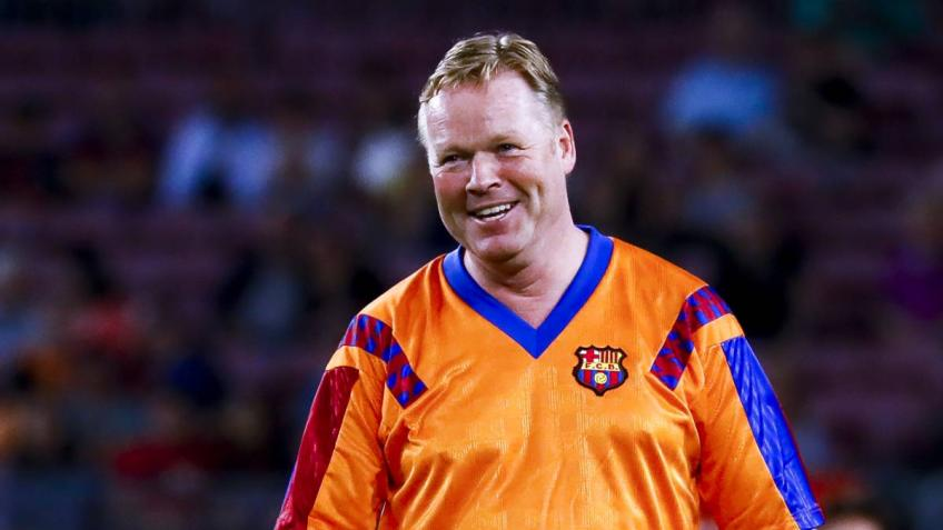 Ronald Koeman found excuses for the defeat against Bayern