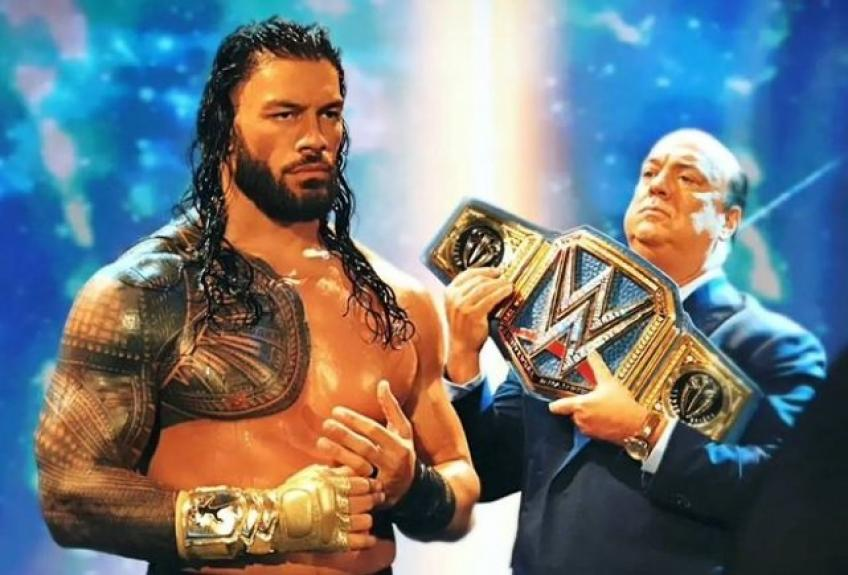 Roman Reigns beat Big E and Bobby Lashley in a super match