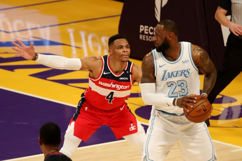 Russell Westbrook: Playing alongside LeBron James will help my game