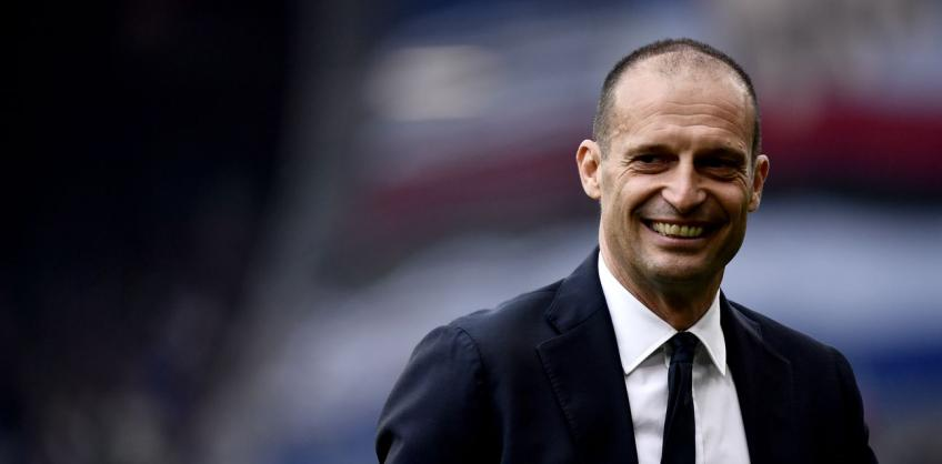 Allegri pleased with the performance of his team