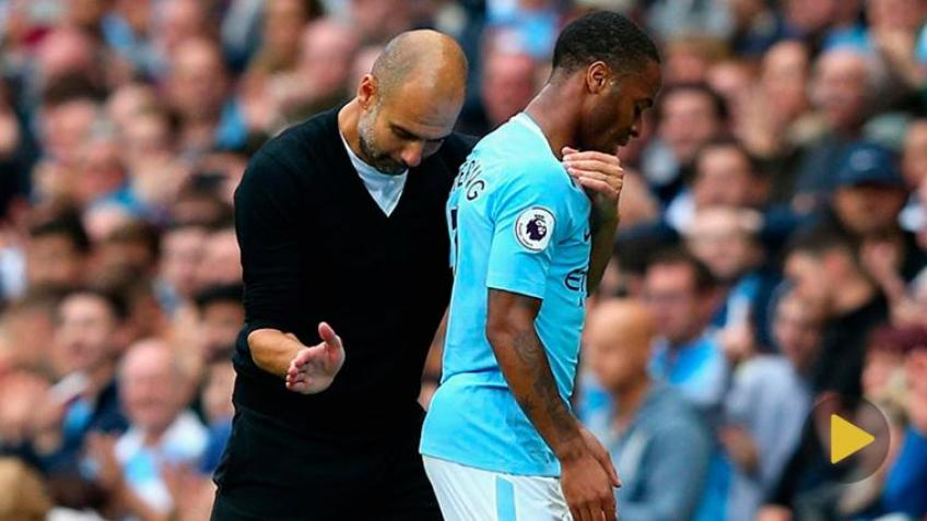 """Guardiola opened the door to Sterling: """"Whoever is not happy is free to go"""""""