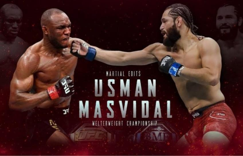 UFC: Masvidal faces Usman for the title