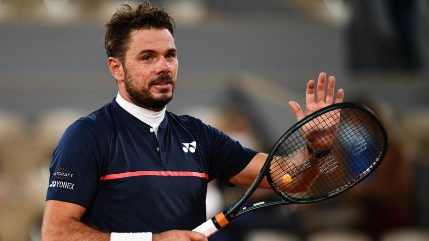 The Roland Garros 2020 begins with Halep and Wawrinka's wins