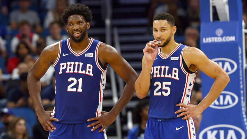 New 76ers coach Doc Rivers excited to work with Ben Simmons & Joel Embiid